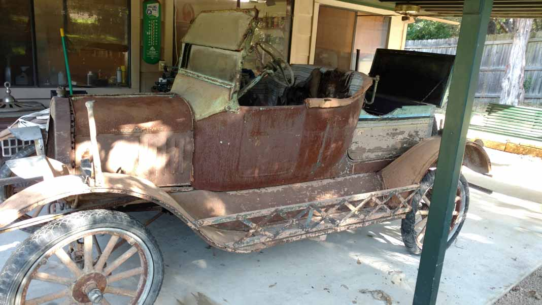 Model T Ford Forum 1919 1920 Runabout W Replacement Engine