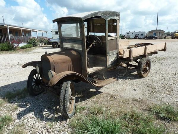 model t ford forum tt truck for sale at auction. Black Bedroom Furniture Sets. Home Design Ideas