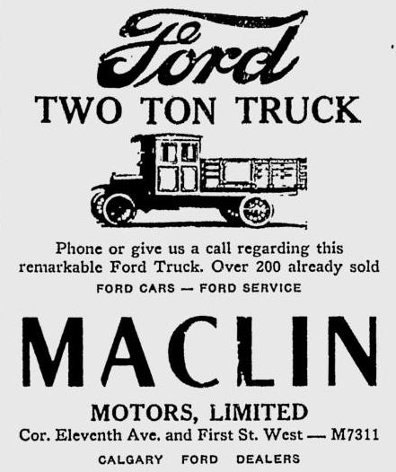 TTT truck Canada