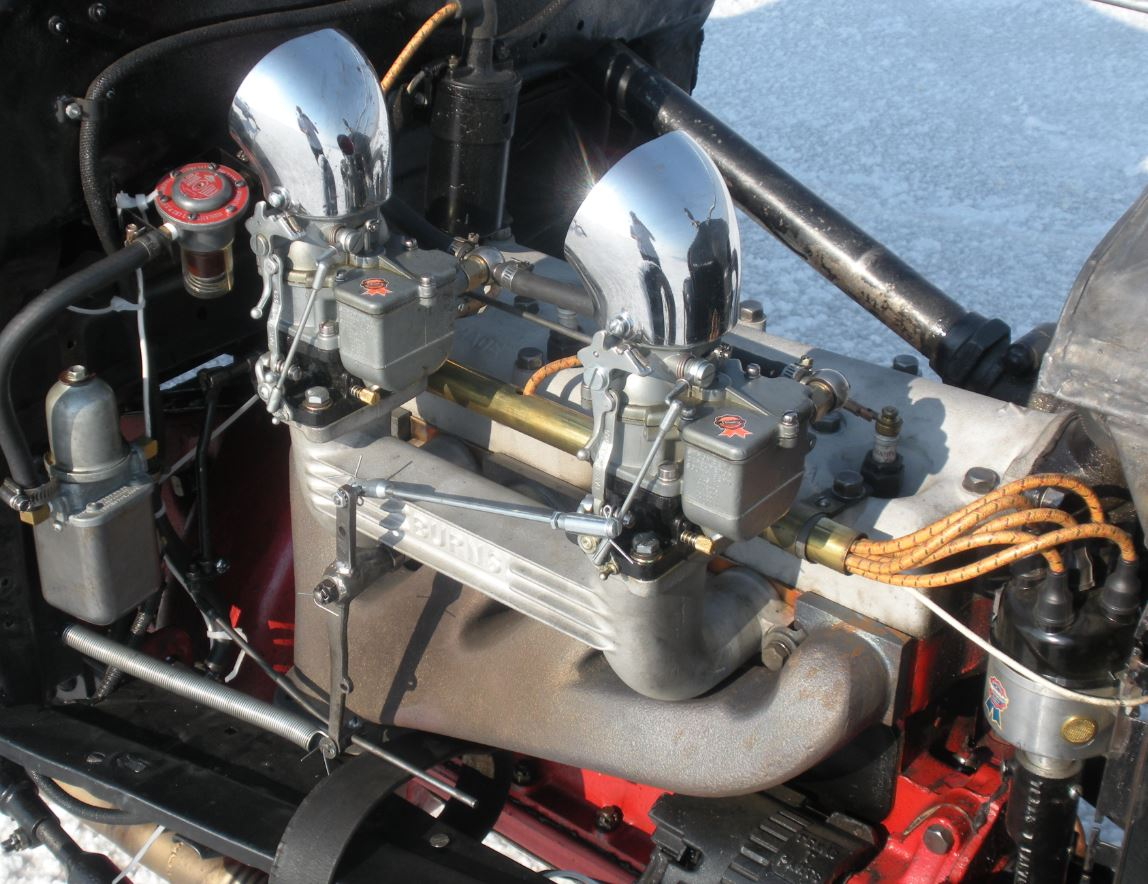 Model T Ford Forum: Getting to 60 horses