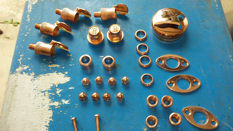 Model T Ford Forum: Caswell Plating Kits    have you tried them?