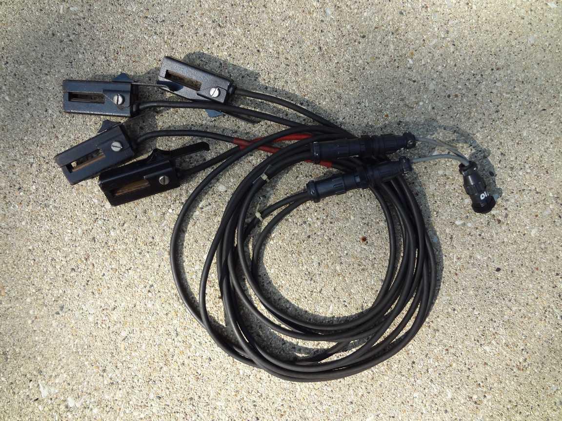 sun distributor-less harness