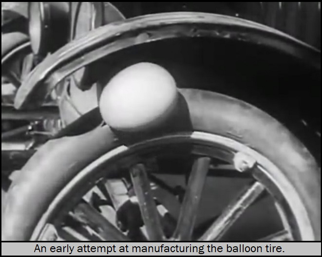 Balloon Tire