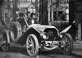 1907 - 8 Olds Flying Roadster