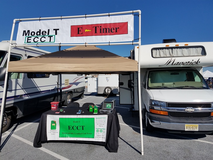 I-Timer at Hershey 2017