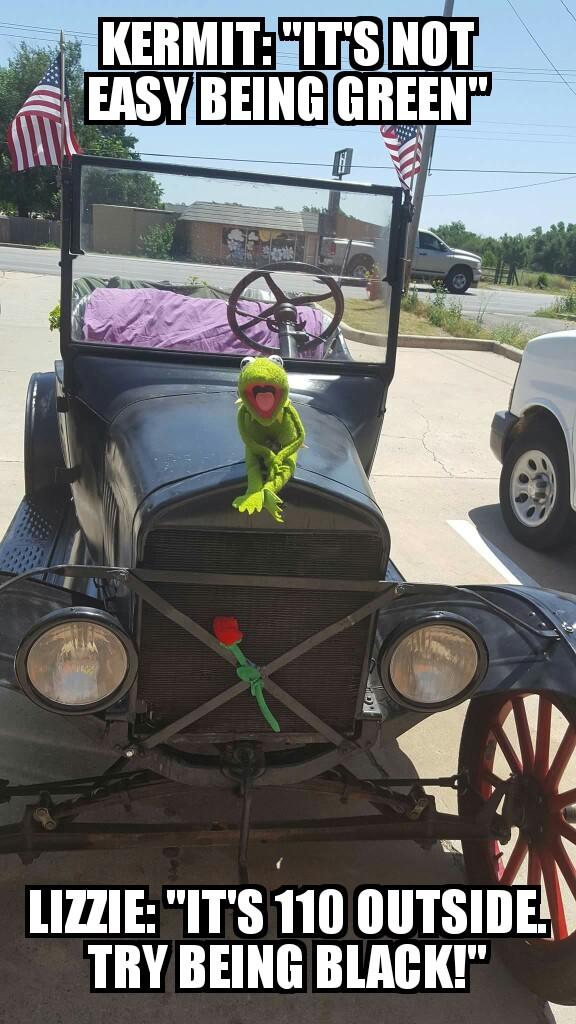 Kermit Lizzie