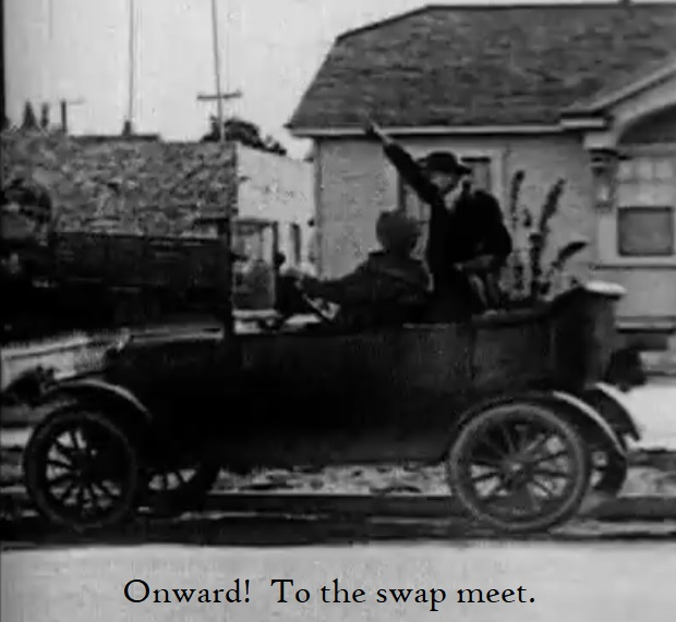 Onward swap meet