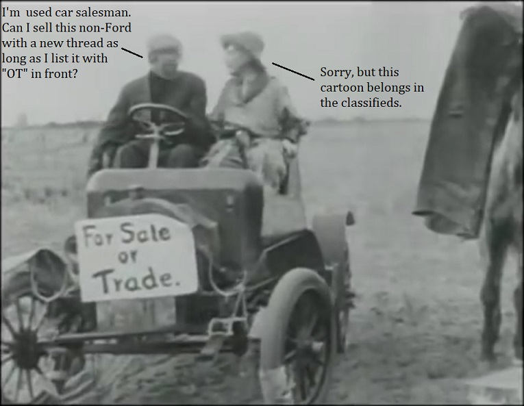 Sale of trade