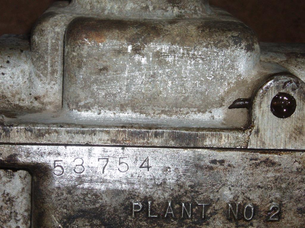 Warford unit B., detail
