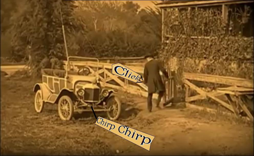 Click Chirp Chirp