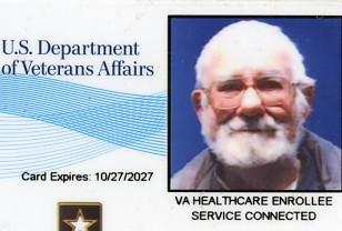 VA card