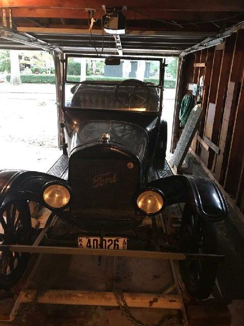 1923 Touring?