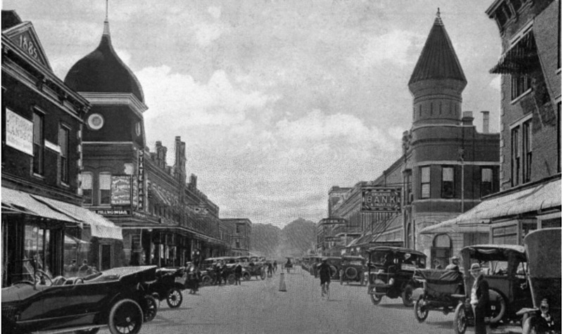 Ford Model A >> Model T Ford Forum: Old Photos from Downtown Orlando (1900-1930) and Old Vehicle Registrations ...