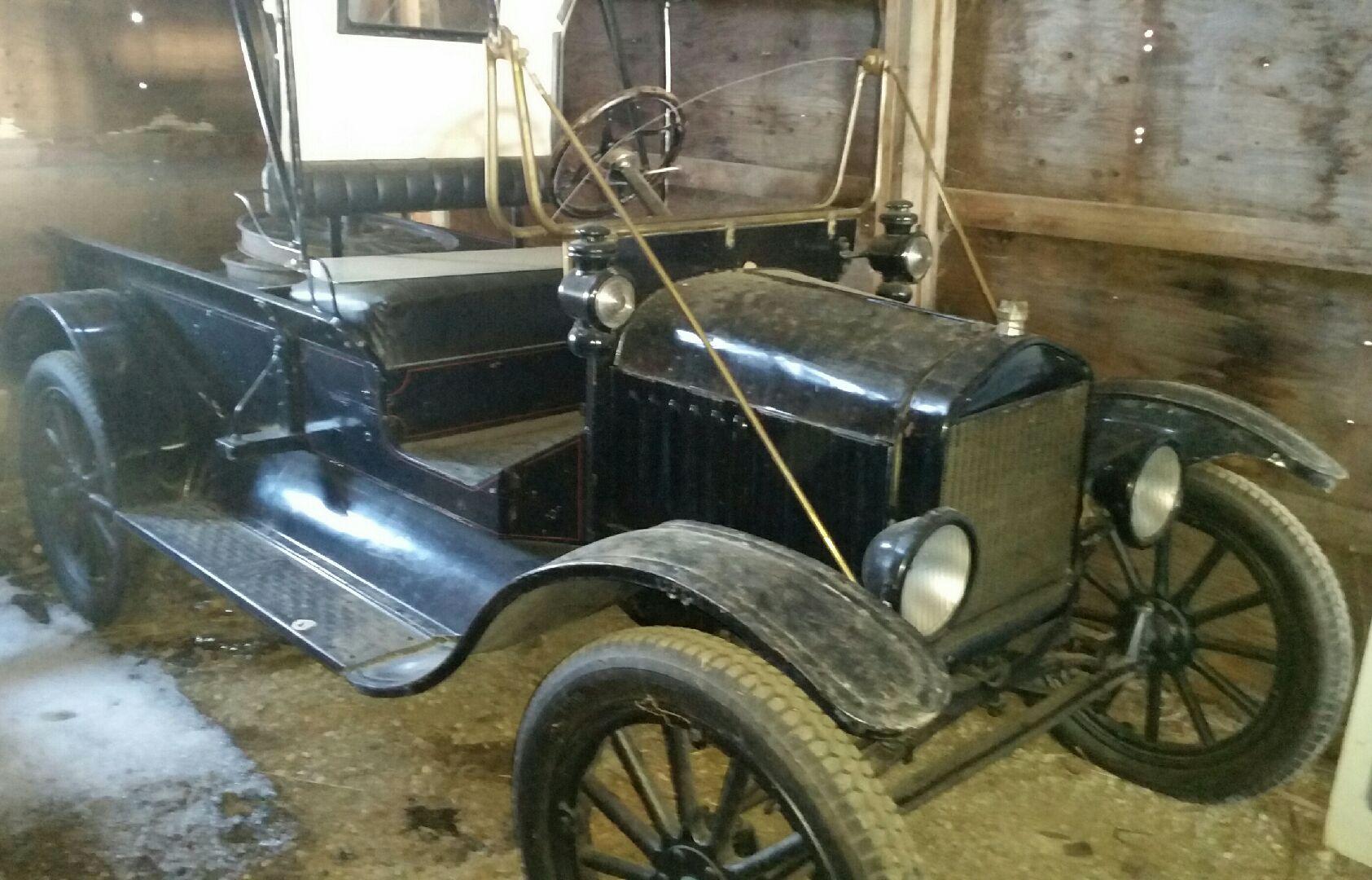 1917 model t roadster