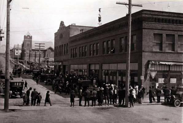 Model T era Potlatch Idaho