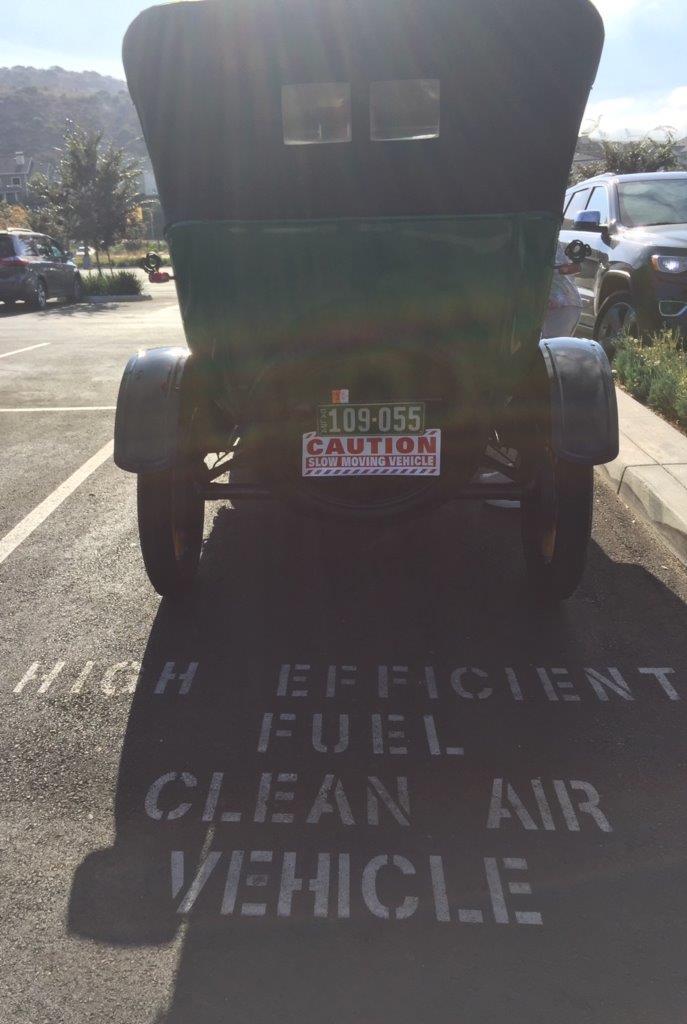 Clean Air Vehicle