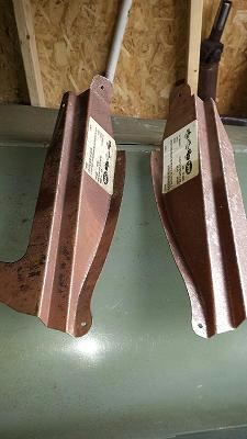 floorboard brackets