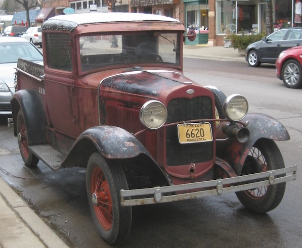 1931 Pickup