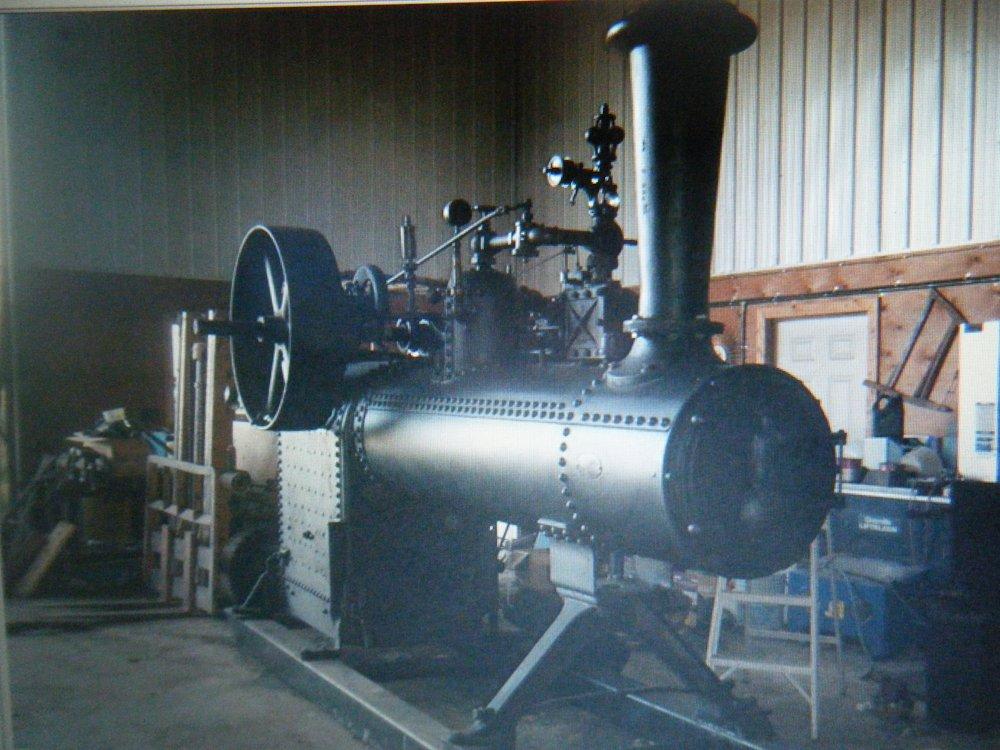skid engine