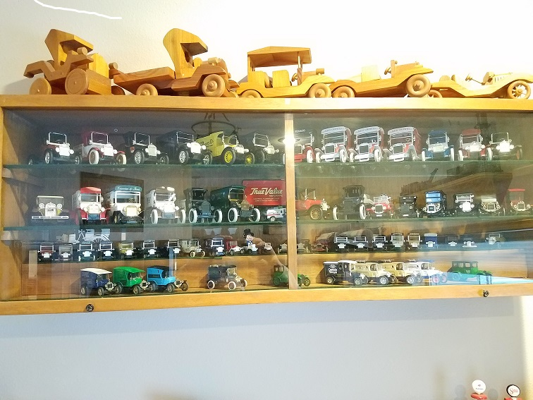 Toy Model T's