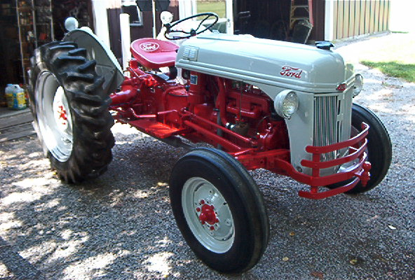 Ford 860 Tractor Parts Diagrams : Ford tractor repair manual free software and