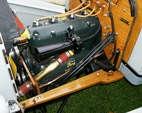 Snyders Model A >> Model T Ford Forum Engine Color Madness