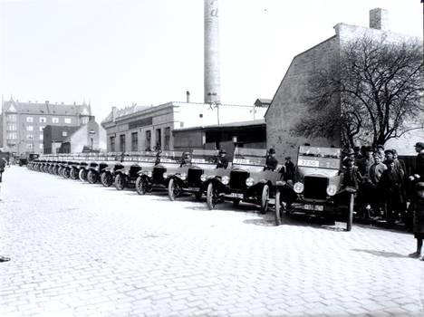 FMC 1919 - 1924