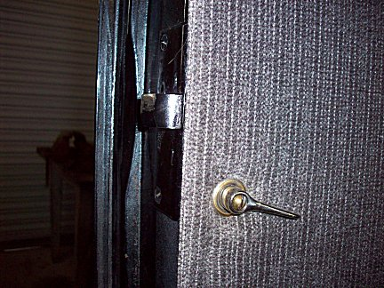 Inside Door Lock Lever