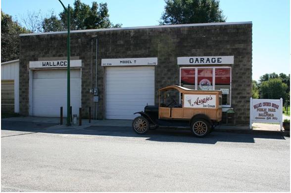 Wallace Garage