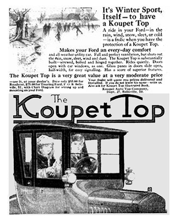 The Koupet Top