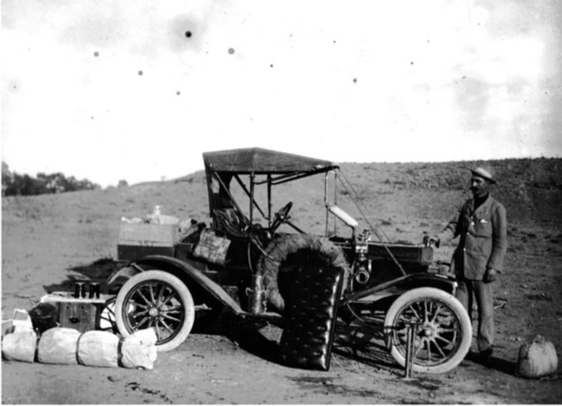 1911 torpedo roadster