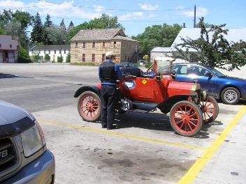 1915 runabout