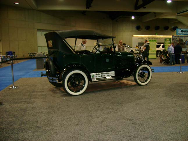 San Diego Model T Touring Ford