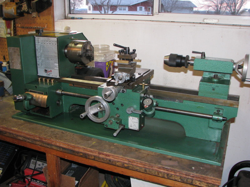 Model T Ford Forum Metal Lathe Question Grizzly G4000