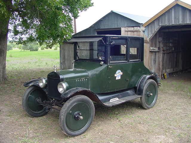Four  passenger coupe