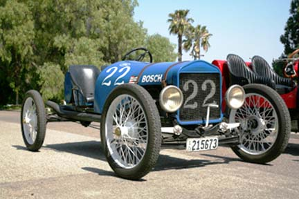 Model T Ford Wire Wheels