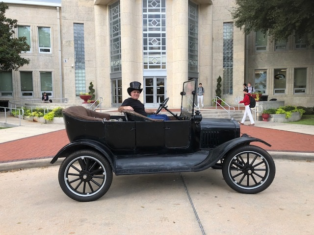 Yes indeed it is a model T