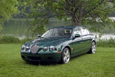 on 2002 Lincoln Ls V8 Review