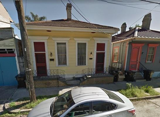 North Rampart, New Orleans modern