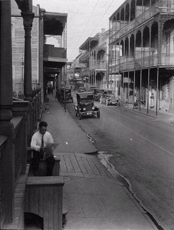 915 Royal St, New Orleans 1926
