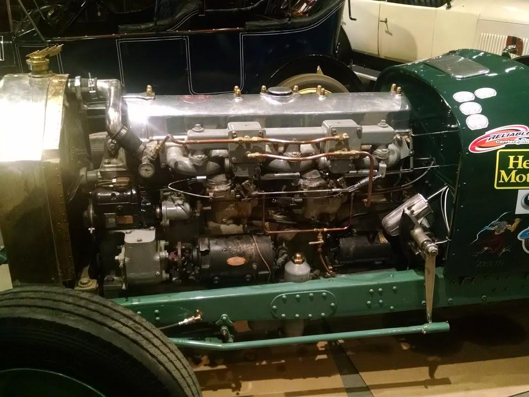 Model T Ford Forum: OT/ Hall-Scott engine...