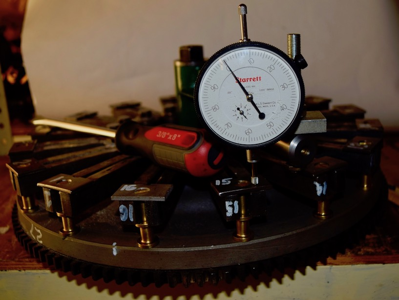 Model T Ford Forum: Magnets ReCharged on Flywheel