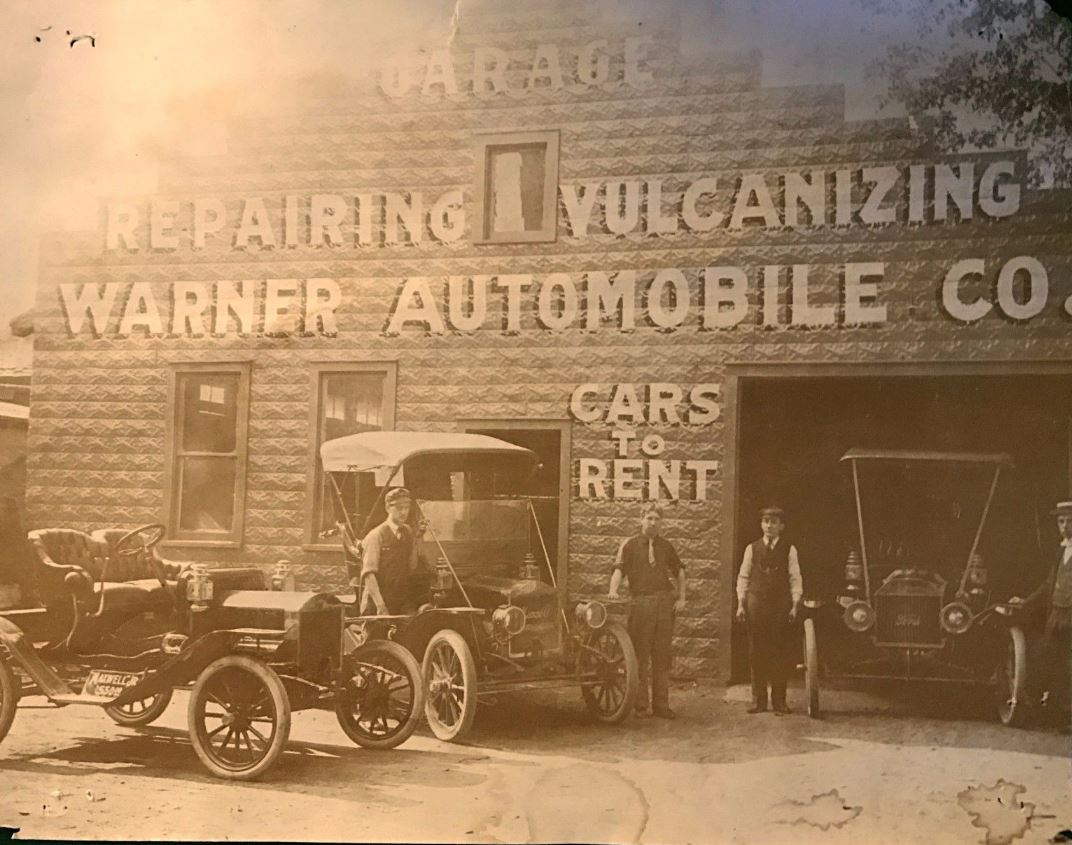 Model T Ford Forum: Old photo-Cars to rent