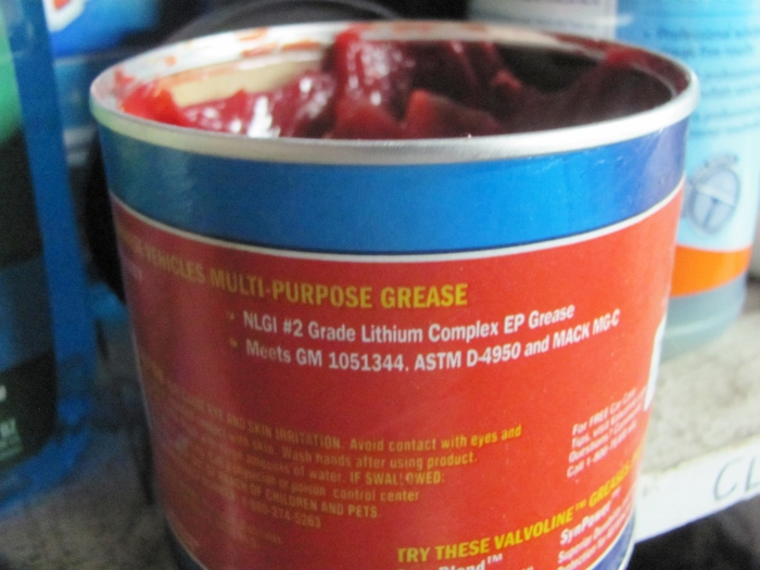 Model T Ford Forum: U Joint Grease