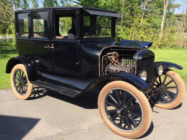 Canadian 1924 Fordor