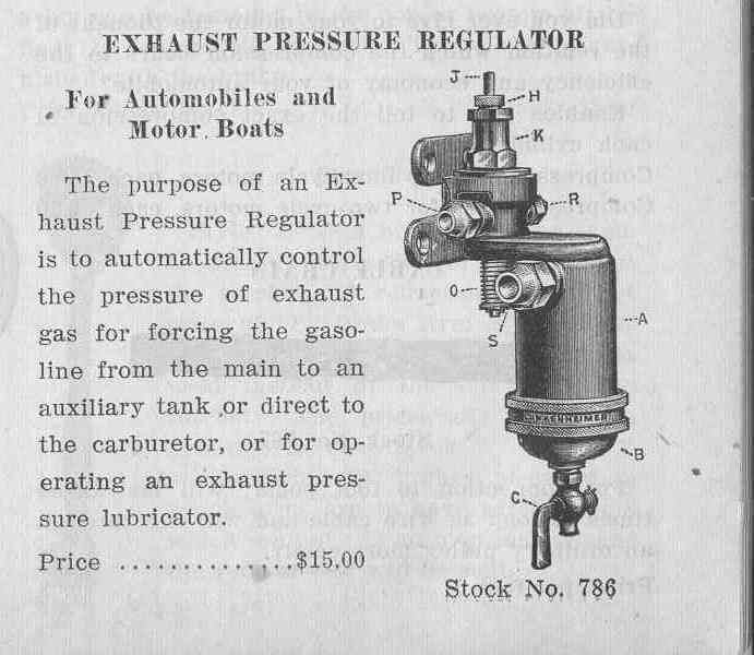 pressure system