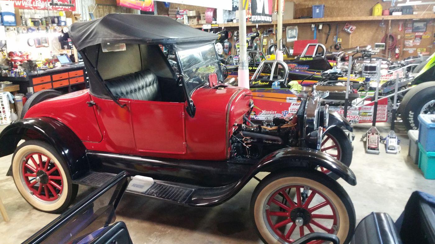 Laris Racing 1927 Model T