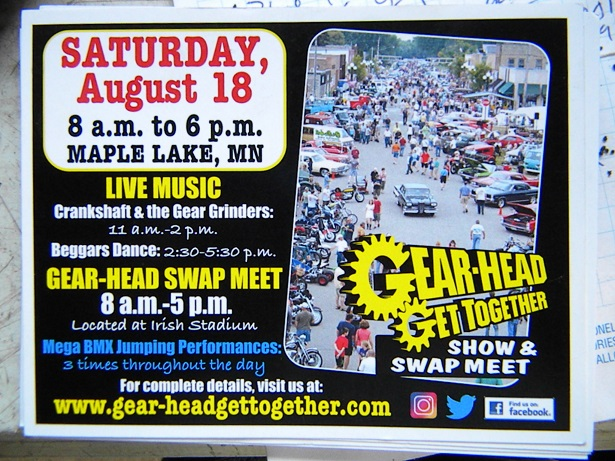 gear head get together