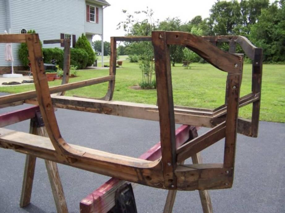 Model T Ford Forum Wood Kit