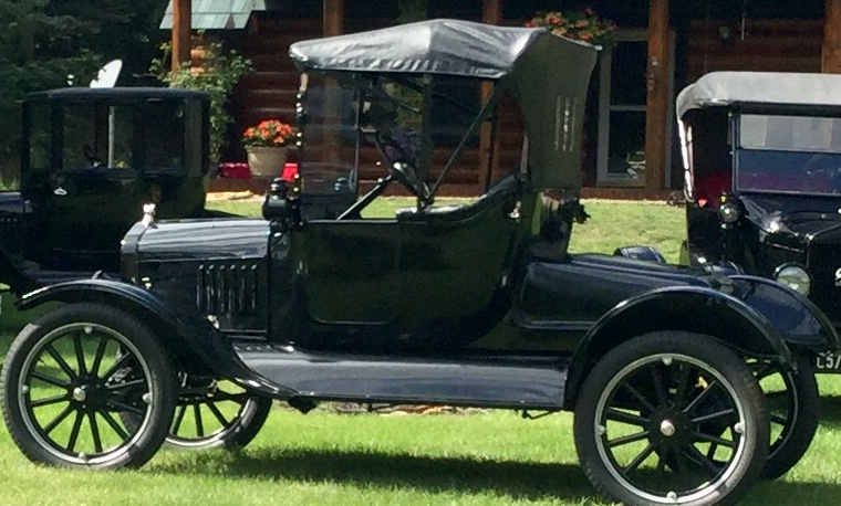 1920 T Roadster
